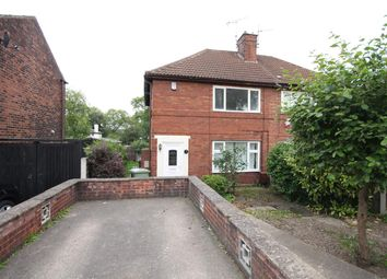 Thumbnail 2 bed semi-detached house to rent in Glebe Avenue, Pinxton, Nottingham