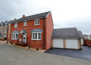 Thumbnail 4 bed detached house for sale in Llys Yr Onnen, Coity