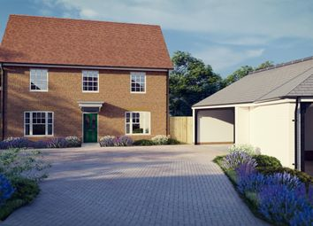 Thumbnail 5 bed detached house for sale in Charing Heath, Ashford