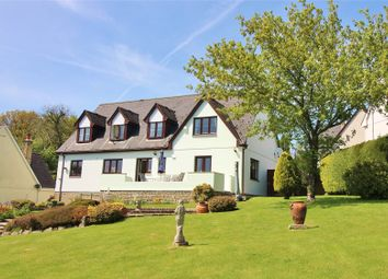 Thumbnail 4 bed detached house for sale in Fairways View, High Bickington, Umberleigh