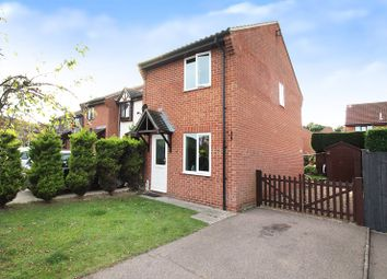 Thumbnail 2 bed end terrace house for sale in Plantation Road, North Walsham