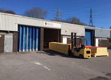 Thumbnail Industrial to let in Unit J6, Gellihirion Industrial Estate, Rhydyfelin, Pontypridd