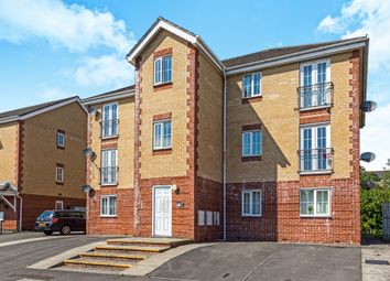 Thumbnail 2 bed flat for sale in Llwyn David, Barry