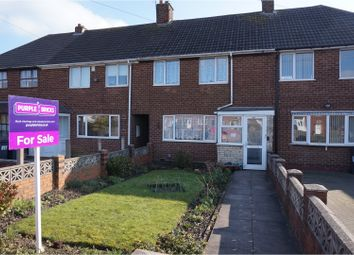 Thumbnail 3 bed terraced house for sale in Queslett Road, Great Barr, Birmingham