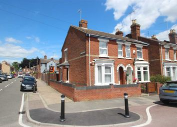Thumbnail 3 bed semi-detached house for sale in Claudius Road, New Town, Colchester