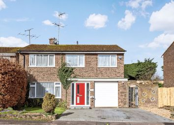 Thumbnail 5 bed detached house for sale in Ash Close, Flitwick, Bedford