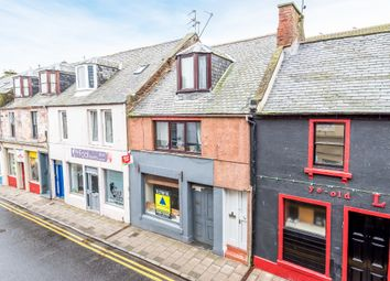 Thumbnail 2 bed maisonette for sale in Commerce Street, Arbroath, Angus