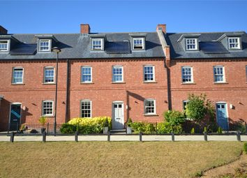 Thumbnail 4 bedroom terraced house for sale in Scribers Drive, Upton, Northampton