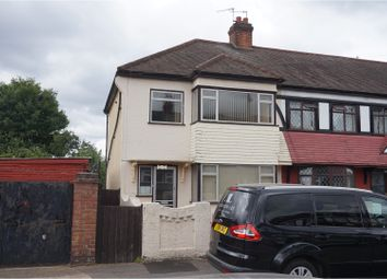 Thumbnail 3 bed end terrace house for sale in Markmanor Avenue, Walthamstow