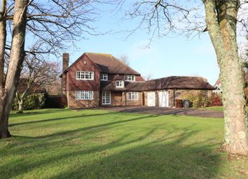 Thumbnail 4 bed detached house for sale in Windmill Lane, Friston, East Sussex