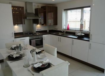 Thumbnail 3 bed town house to rent in Ross Walk, Belgrave, Leicester