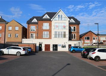 Thumbnail 1 bed flat for sale in Windsor Court, 3 Library Road, Ferndown