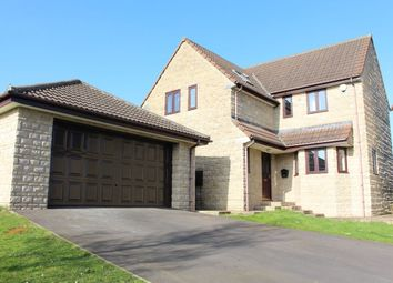 Thumbnail 5 bed detached house for sale in Top Wood, Holcombe, Radstock