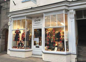 Thumbnail Retail premises to let in Church Street, Ashbourne