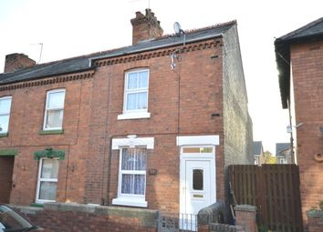 Thumbnail 3 bed terraced house to rent in Gittin Street, Oswestry