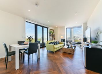 Thumbnail 2 bed flat for sale in Ambassador Building, Embassy Gardens, London