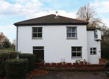 Thumbnail 3 bedroom flat for sale in The Waterside, Hellesdon, Norwich, Norfolk