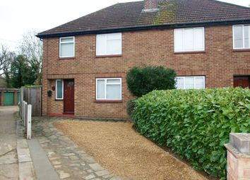 Thumbnail 3 bed semi-detached house to rent in Petre Close, West Horndon, Brentwood