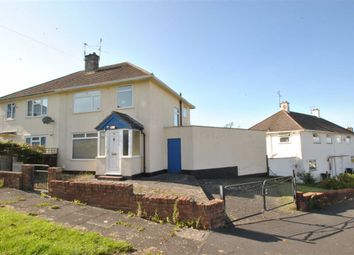 Thumbnail 3 bedroom semi-detached house for sale in Warmington Road, Whitchurch, Bristol