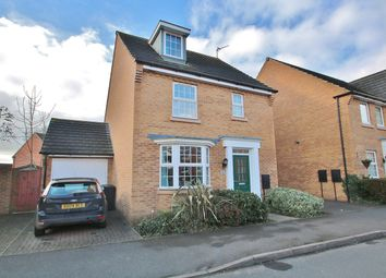 Thumbnail 4 bed detached house for sale in Meek Road, Newent