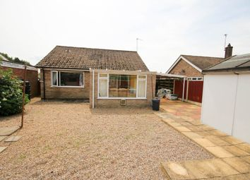 Thumbnail 2 bed detached bungalow for sale in Willows Court, Martham, Great Yarmouth