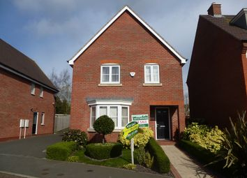 Thumbnail 4 bed detached house for sale in Oaklands Way, Earl Shilton, Leicester