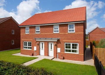 "Thumbnail 3 bed semi-detached house for sale in ""Maidstone"" at Town End Avenue, Carlton, Goole"