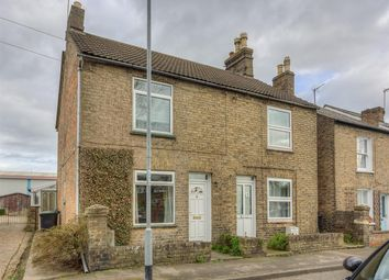 Thumbnail 3 bed semi-detached house for sale in Willow Walk, Ely