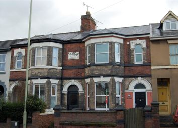 Thumbnail 3 bed terraced house for sale in Wolverhampton Road, Stafford