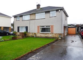 Thumbnail 3 bed semi-detached house for sale in Brookside, Dinas Powys