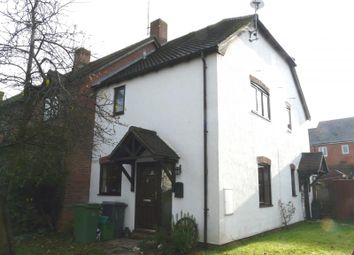 Thumbnail 1 bed semi-detached house to rent in Barn Close, Kintbury, Hungerford