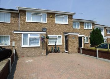 Thumbnail 3 bed terraced house for sale in Harrow Road, Canvey Island