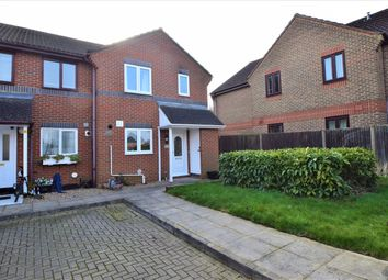 Thumbnail 3 bed end terrace house to rent in Sharon Road, West End, Southampton, Hampshire