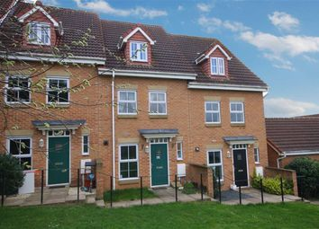 Thumbnail 3 bed town house for sale in Whinney Moor Way, Retford, Nottinghamshire