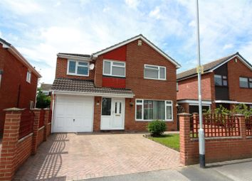 Thumbnail 4 bed detached house for sale in Edinburgh Place, Garforth, Leeds