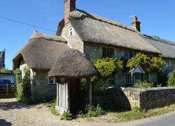 Thumbnail 4 bed cottage for sale in West Street, Fontmell Magna, Shaftesbury