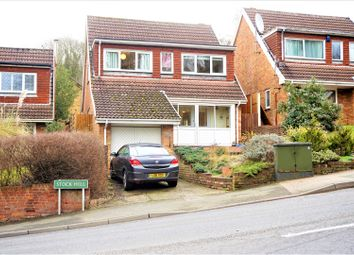 Thumbnail 4 bed detached house for sale in Stock Hill, Biggin Hill, Westerham