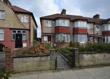 Thumbnail 3 bed end terrace house for sale in Grasmere Avenue, Wembley