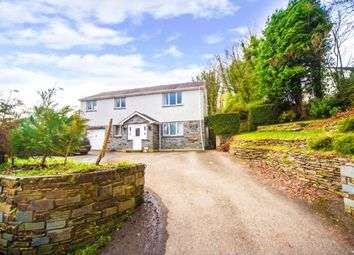 Thumbnail 4 bed detached house for sale in Gluvian, St Columb Major