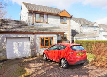 Thumbnail 3 bed detached house for sale in Penhale Meadow, St. Cleer, Liskeard