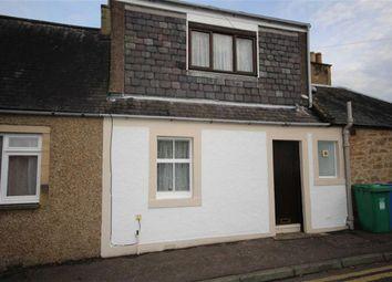 Thumbnail 1 bed cottage for sale in 21, West Park Road, Cupar, Fife