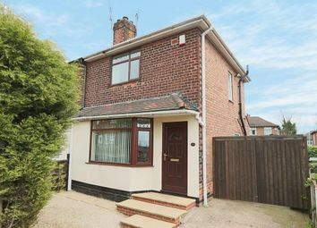 2 bed semi-detached house for sale in Norbett Road, Arnold, Nottingham NG5
