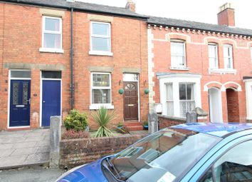 Thumbnail 2 bedroom terraced house for sale in Park Avenue, Oswestry