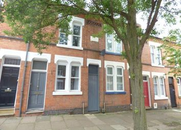 Thumbnail 2 bed terraced house for sale in Cradock Road, Clarendon Park, Leicestershire