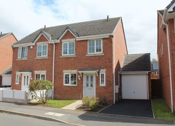 Thumbnail 3 bed semi-detached house for sale in York Crescent, West Bromwich