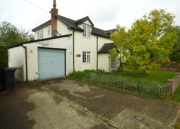 Thumbnail 3 bed semi-detached house for sale in Forward Green, Stowmarket, Suffolk