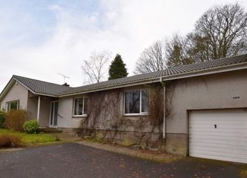 Thumbnail 4 bed detached bungalow for sale in Duncrievie Rd, Glenfarg