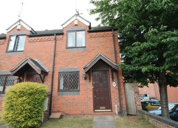 Thumbnail 2 bedroom terraced house for sale in Frogmore Road, Market Drayton
