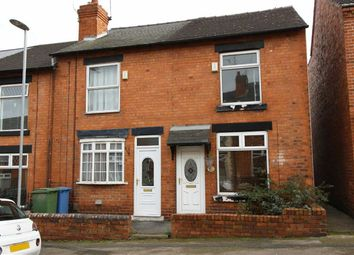 Thumbnail 2 bedroom terraced house to rent in Albion Street, Mansfield, Nottinghamshire