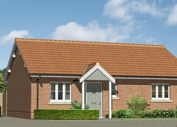 Thumbnail 2 bed bungalow for sale in Broomfield, Willey Road, Stoke St. Gregory, Taunton